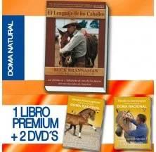 DVD + LIBRO COLECCIÓN PACK: DOMA NATURAL
