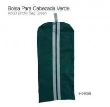 BOLSA PARA CABEZADA 449100B-DG/S VERDE