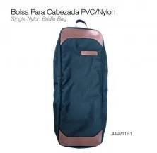 BOLSA PARA CABEZADA PVC/NYLON 44921IB1 NEGRO
