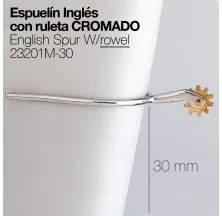 ESPUELÍN INGLÉS CON RULETA 23201M-30
