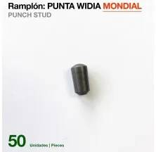 PUNTA DE WIDIA,PUNCH STUD (50-Units)