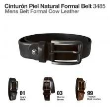 MENS BELT FORMAL COW LEATHER MLI-MB-3485