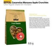 EFFOL CARAMELOS MANZANA APPLE CRUNCHIES 0.5kg