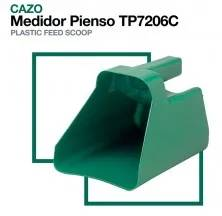 PLASTIC FEED SCOOP TP7206C