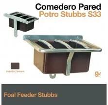 FOAL FEEDER STUBBS S33 BROWN