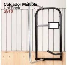 COLGADOR MÚLTIPLE S910 UNI RACK