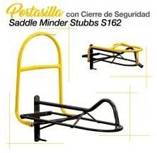 PORTA-SELAS C/FECHO SEGUR. STUBBS S162 PRETO