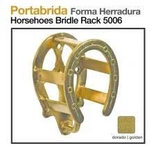 PORTA-CABEÇADAS FORMA FERRADURA DOUR. 5006