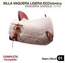 SELA VAQUEIRA LIGEIRA ECO. (COMPLETA) PRETO