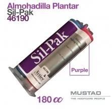 MUSTAD: ALMOHADILLA PLANTAR SILPAK 180cc 46190