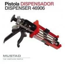 MUSTAD: PISTOLA DISPENSADOR 46906