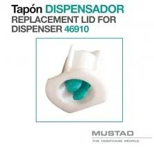 MUSTAD:REPLACEMENT LID FOR DISPENSER 46910