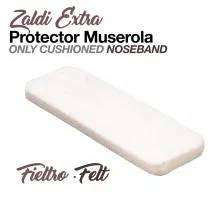 PROTECTOR MUSEROLA DE FIELTRO ZALDI EXTRA