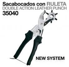 SACABOCADOS NEW SYSTEM CON RULETA 35040