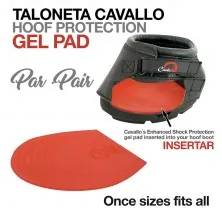 HOOF PROTECTION GEL PAD CAVALLO (PAIR)