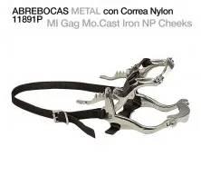 ABRE-BOCAS METAL C/CORREIA NYLON 11891P