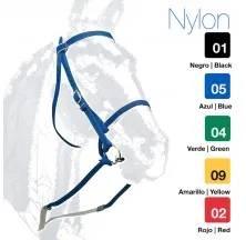 CABEZADA MONTAR NYLON 1746