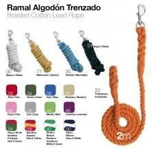 RAMAL ALGODÓN TRENZADO 449811 2m