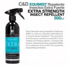 C&D EQUIMIST EXTRA STRENGTH INSECT REPELLENT 500ml