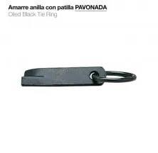 AMARRE ANILLA CON PATILLA PAVONADO