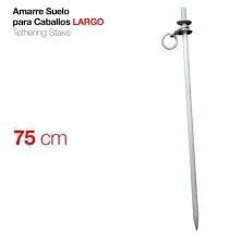 AMARRE SUELO PARA CABALLOS LARGO 75cm