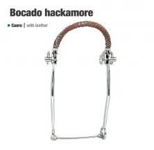 BOCADO HACKAMORE CUERO 251714