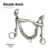 BOCADO DOMA INOX 21259