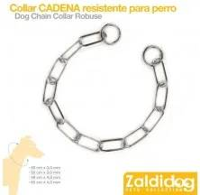 DOG CHAIN COLLAR ROBUST