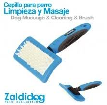 DOG MASSAGE & CLEANING BRUSH