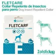 DOG INSECT REPELLENT COLLAR FLETCARE