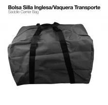 SADDLE CARRIER BAG 4713-O black
