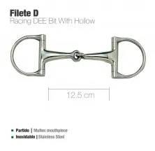 FILETE D INOX 21966 12.5cm