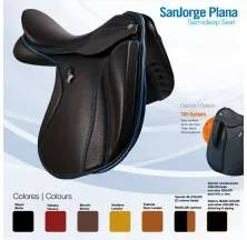 ZALDI DRESSAGE SADDLE SANJORGE PLAIN